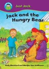 Blackford, A: Jack and the Hungry Bear