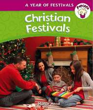 Christian Festivals. Honor Head:  The Story Behind the Iconic Business. General Editor, Debbie Foy