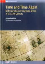 Time and Time Again: Determination of Longitude at Sea