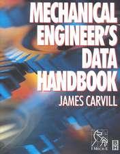 Mechanical Engineer's Data Handbook
