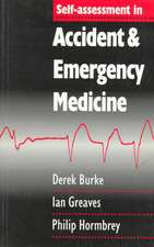 Self-Assessment in Accident & Emergency Medicine
