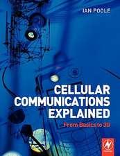 Cellular Communications Explained