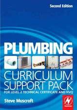 Plumbing Curriculum Support Pack