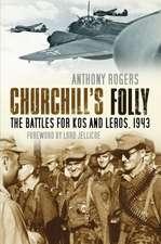 Churchill's Folly
