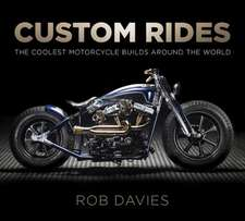 Custom Rides: The Coolest Motorcycle Builds Around the World