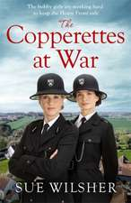 Copperettes at War