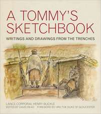 A Tommy's Sketchbook