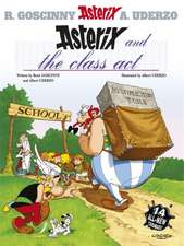 Asterix and the Class ACT:  Business of Winning