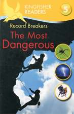 Steele, P: Kingfisher Readers: Record Breakers - The Most Da
