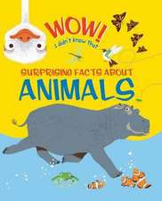 Dods, E: Wow! Animals
