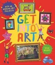 GET INTO ART BIND UP