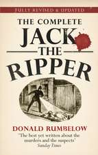 The Complete Jack the Ripper:  My Story