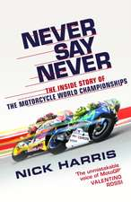 Harris, N: Never Say Never
