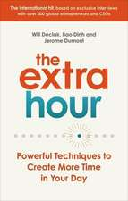 Extra Hour