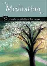 MEDITATION CARD DECK