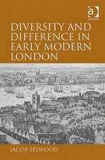 Perceptions of Diversity in Early Modern London
