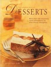 Complete Book Desserts