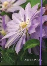 Notebook (Clematis)