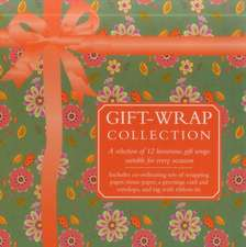 Gift-Wrap Collection:  12 Complete Gift-Wrap Sets