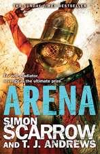 Scarrow, S: Arena