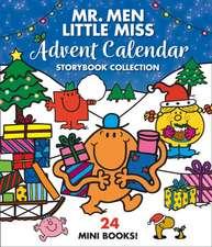 Mr Men Little Miss Advent Calendar