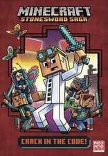 Minecraft: Crack in the Code! (Stonesword Chronicles #1)