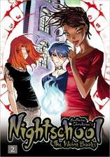 Nightschool, Vol. 2: The Weirn Books