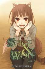 Spice and Wolf Volume 5