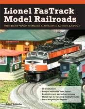 LIONEL FASTRACK MODEL RAILROAD
