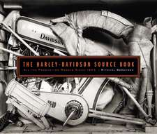Harley-Davidson Source Book