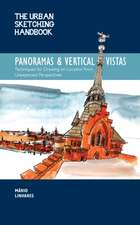 Urban Sketching Handbook Panoramas and Vertical Vistas