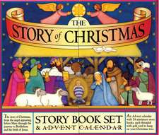 The Story of Christmas Story Book Set & Advent Calendar:  And Other Discarded Electronics
