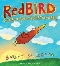 Redbird:  Colors, Colors, Everywhere!