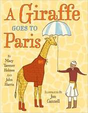 A Giraffe Goes to Paris:  Intergalactic Worrywarts, Bubblonauts, Sliver-Slurpers, and Other Extraterrestrials