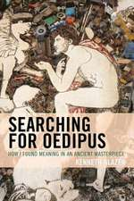 Searching for Oedipus