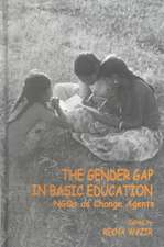The Gender Gap in Basic Education: NGOs as Change Agents