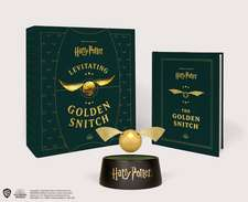Products, W: Harry Potter Levitating Golden Snitch
