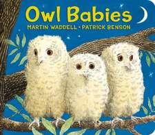 Owl Babies Lap-Size Board Book