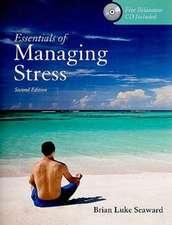 Essentials of Managing Stress w/ CD