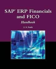 SAP ERP Financials and FICO Handbook [With CDROM]:  Pancreatic Cancer