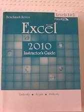 Microsoft¿Excel 2010 Levels 2