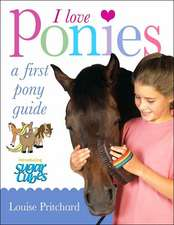 I Love Ponies: A First Pony Guide