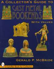 A Collector's Guide to Cast Metal Bookends