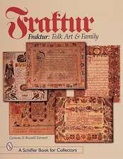 Fraktur: Folk Art and Family