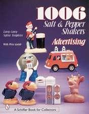 1006 Salt & Pepper Shakers: Advertising