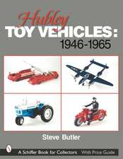 Hubley Toy Vehicles