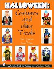Halloween: Costumes and Other Treats