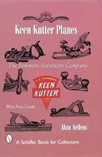 Keen Kutter Planes: The Simmons Hardware Company