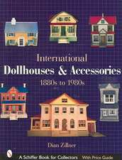 International Dollhouses and Accessories