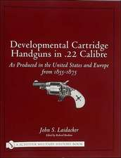 Developmental Cartridge Handguns in .22 Calibre as Produced in the United States and Europe from 1855-1875:  From the Maxwell Museum of Anthropology